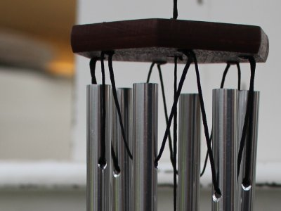 Vindklokker og vindspil